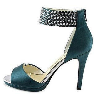E! Live From The Red Carpet Ronny Crystal Heeled Sandals