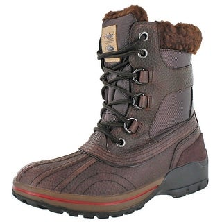 Pajar Canada Burman Mens Winter Snow Boots Duck Waterproof