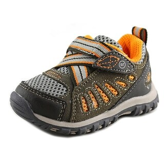 Stride Rite Osmond Round Toe Synthetic Sneakers