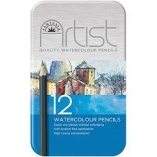 Fantasia Premium Watercolor Pencil Set 12pc-