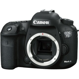Link to Canon EOS 7D Mark II DSLR Camera (Body Only) Similar Items in Digital Cameras