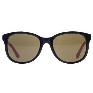 Lacoste L3603/S 001 Black Wayfarer Sunglasses