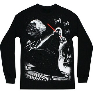 Star Wars Darth Vader Thermal Graphic T-Shirt