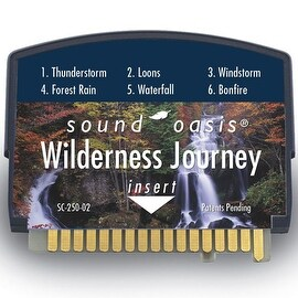 Sound Oasis Wilderness Journey Sound Card [Health and Beauty]