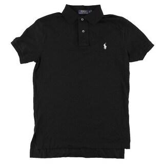 Polo Ralph Lauren Mens Pique Short Sleeves Polo Shirt