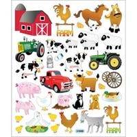 The Farm - Multicolored Stickers