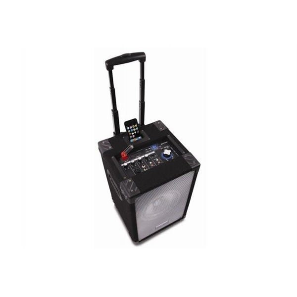 FIRST AUDIO MANUFACTURING Wireless Pa System with Mp3 Player