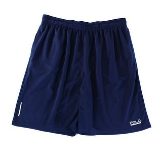 Polo Ralph Lauren NEW Navy Blue Mens Size Large L Athletic Shorts