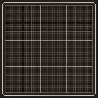 "Diy Shop 4 Specialty Cardstock 12""X12""-Gold Foil On Black"
