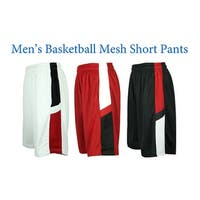 Big and Tall Basketball Shorts (MS-001BM)