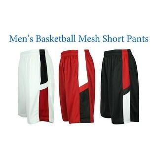 Big and Tall Basketball Shorts (MS-001BM)