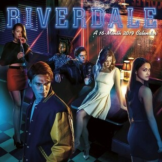2019 Riverdale Wall Calendar, Drama TV by Trends International