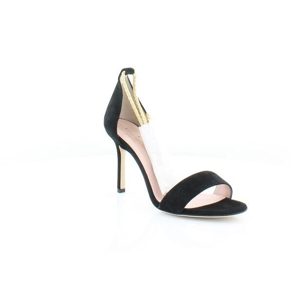 9fdd4b89ff3b Shop Kate Spade Inez Women s Sandals Black - Free Shipping Today ...