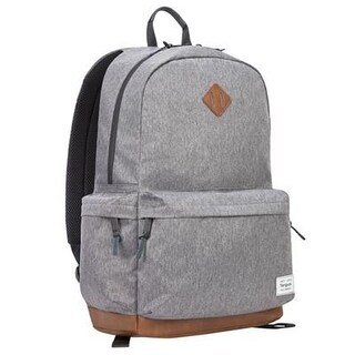 """Targus Tsb93604gl Strata Ii Backpack For Laptops Up To 15.6"""""""", Gray/Charcoal"""
