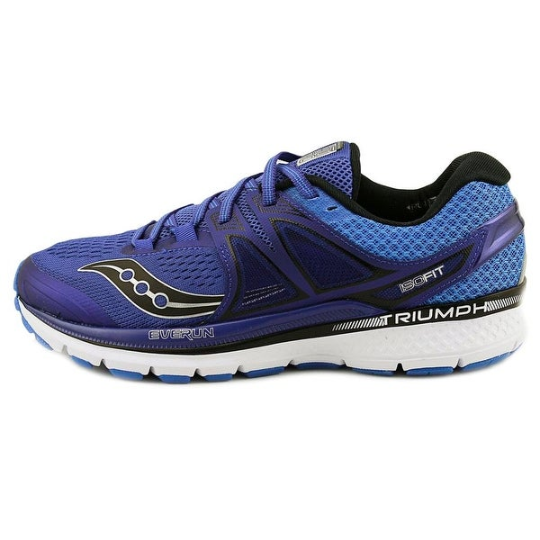 Saucony Triumph ISO 3 Women Round Toe Synthetic Black Running Shoe
