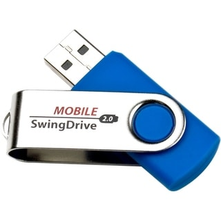 EP Memory EPSW/32GB-2.0 EP Memory 32GB USB 2.0 Mobile SwingDrive Flash Drive - 32 GB - External