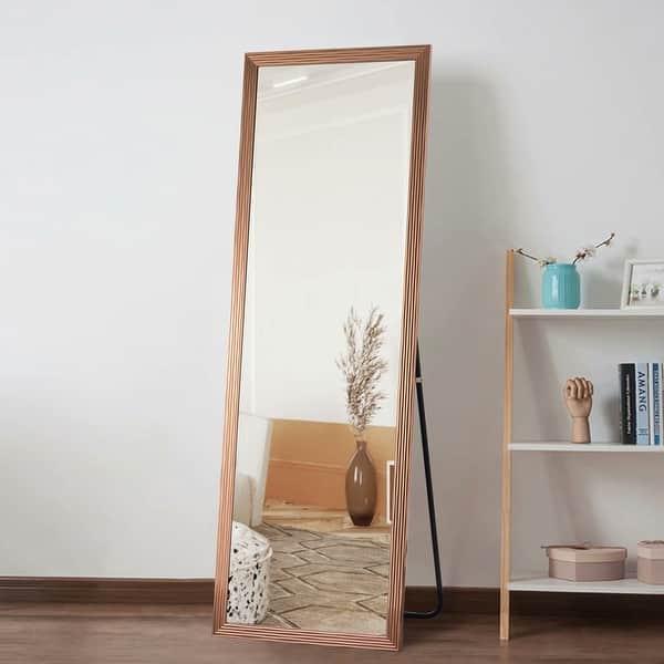 Full Length Floor Vanity Mirror