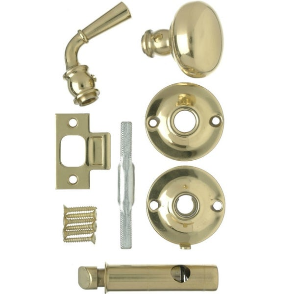 Wright Products V2200br Screen Door Latch Polished Br