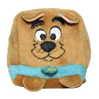 "WB Character Kawaii Cubes 2.25"" Plush: Scooby"