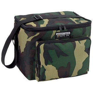 Extreme Pak Camouflage Water-Resistant, Heavy-Duty Cooler Bag