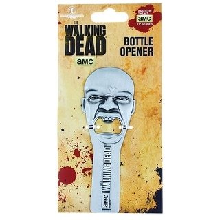 The Walking Dead Walker Head Bottle Opener