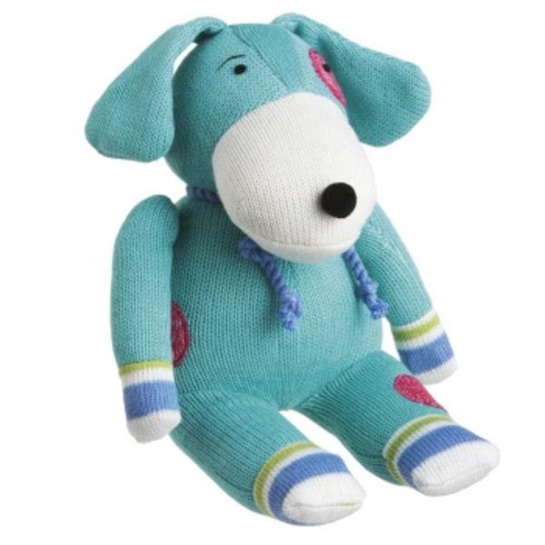 Shop 10 Genuine Monkeez And Friends Teal Plush Doogan Dog Stuffed