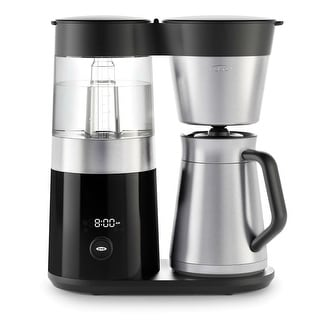 Oxo 8710100 Barista Brain Digital Coffeemaker, 9 Cups