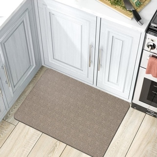 Link to Contemporary Texture Anti Fatigue Mat Similar Items in Casual Rugs