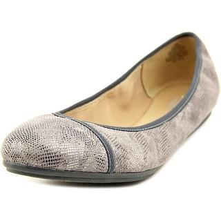 Easy Spirit e360 Gulia Women Round Toe Synthetic Gray Flats