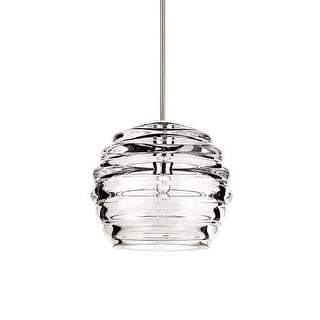 WAC Lighting QP916 Clarity 1 Light Low Voltage Quick Connect Track Pendant - 6 Inches Wide