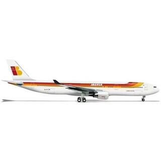 200 Scale COMMERCIAL-PRIVATE Iberia A330-300 1-200 REG No.EC-LUB