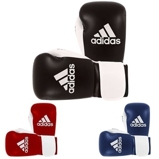 Adidas Glory Professional Hook and Loop Boxing Gloves