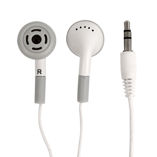 Unique Bargains Stereo Music Headphone Earphone Earbud for Iphone Samsung Android Smartphone Computer