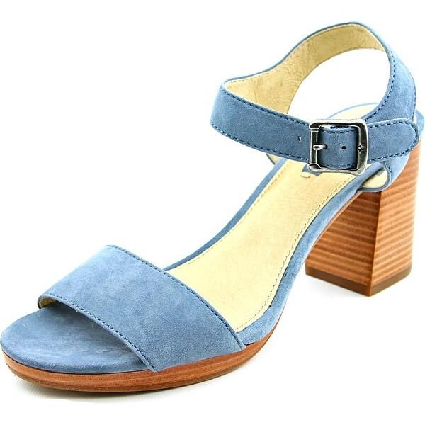 Frye Blake 2 Piece Women Blue Sandals