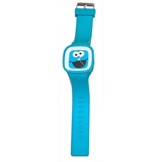 Sesame Street Jelly Watch Cookie Monster