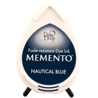 Memento Dew Drop Dye Ink Pad-Nautical Blue