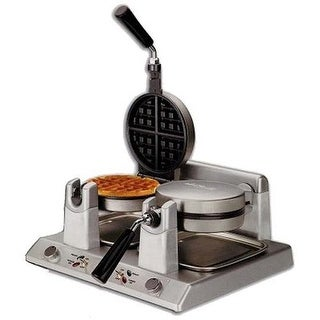 Waring - WW250 - Double Belgian Waffle Maker - 120V