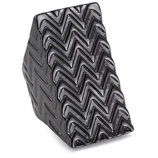 House of Harlow by Nicole Richie Womens Wrap Ring Metal Plated Textured - Gunmetal