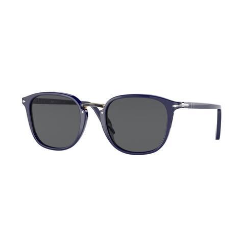 Persol PO3186S 1144B1 51 Blue Man Phantos Sunglasses
