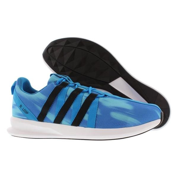 Adidas Sl Loop Racer 2.0 Cloud Print Men's Shoes Size - 11.5 d(m) us