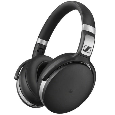 Sennheiser HD 4.50 BTNC Wireless Over-the-Ear Noise Canceling Headphones - Black - Black