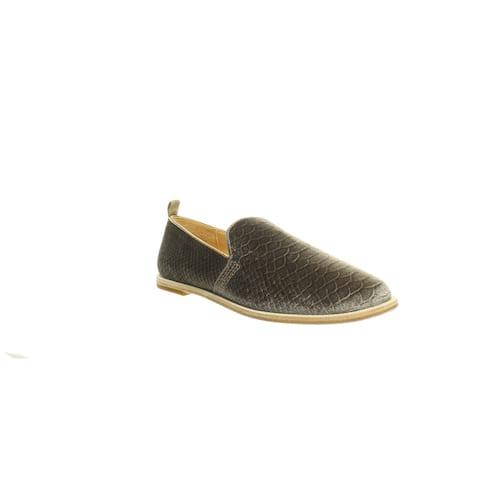 Bill Blass Womens Sutton Welt Taupe Loafers Size 7.5