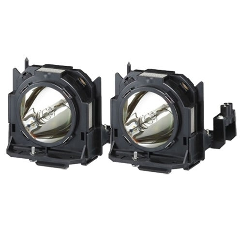 """Panasonic ETLAD60AW Replacement Projector Lamp - 2 Pack"""