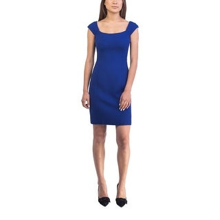 Prada Women's Virgin Wool Dress Blue (2 options available)