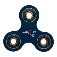 New England Patriots 3 Way Team Fidget Spinner