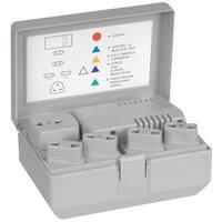 PYLE PRO PVKT130 Travel Voltage Converter Transformer Kit