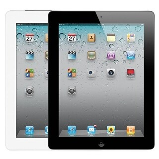 "Apple Ipad 2 with Wi-Fi 9.7"" - 64GB - Black or White"
