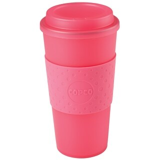 Acadia Mug 16Oz-Solid Pink