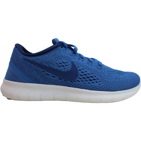 Nike Free RN Star Blue/Coastal Blue 831509-402 Women's