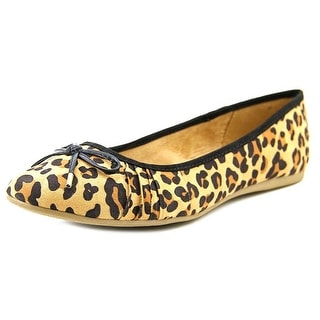Style & Co Addia Women Round Toe Leather Multi Color Flats